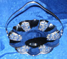 Farber Bros Chrome Candy or Nut Dish with Filigree Design Krome-Kraft