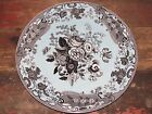 BEAUTIFUL SPODE ARCHIVE COLLECTION BLUE ROSE LARGE CHOP PLATE-PLATTER-GREAT!