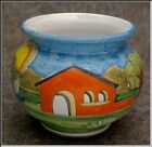 Nino Parrucca Italy Pottery Large Planter Flower Pot Vase