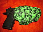 HOLSTER GRAVEYARD SLIME CAMO DESERT EAGLE 357 44 MAG 50 AE MAGNUM REASEARCH