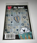 FLY AWAY Hot Air Balloon Quilting pattern by Northern Quilts
