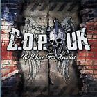 C.O.P.UK - NO PLACE FOR HEAVEN  CD NEW+