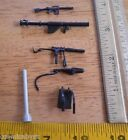 Star Wars action figures weapons lot VITAGE