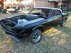 Ford Mustang 1969 mach 1 390 s code