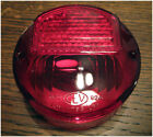 NOS CEV 9241 TAIL LIGHT LENS DUCATI 250 350 450 SINGLE 750 SPORT BENELLI MOTOBI