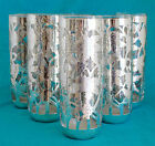 Set of 6 MEXICO 925 STERLING SILVER OVERLAY 7