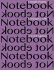 Graph Paper Notebook ¼ inch squares 120 pages: Notebook not Ebook graph paper no
