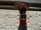 VINTAGE DAKIN DREAM PETS, CHRISTMAS MOUSE IN STOCKING, MADE IN JAPAN