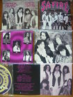 SAFIRE S/T Reissue Original Melodic Hard Rock CD Aussie (with more band pics)