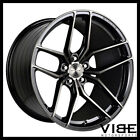 20 STANCE SF03 BLACK FORGED CONCAVE WHEELS RIMS FITS LEXUS ISF