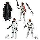 Star Wars The Black Series 6-Inch Action Figures Wave 8 Set of 4