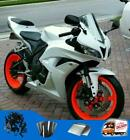 Pearl White Injection Fairing ABS Plastic for HONDA 2007 2008 CBR600RR F5 g031