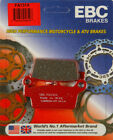 EBC BRAKE PADS Fits: ATK 450 Motard Gas Gas EC 515,MC 250,Pampera 125,MC 125,SM,