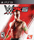 WWE 2K15-NLA - PS3 SPORTS