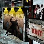 MR RIOT - SAME OLD TOWN  CD NEW+