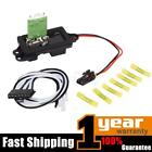 89019088 Heater Blower Motor Resistor For Cadillac Chevy GMC w/ Wire Harness