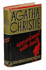 Appointment with Death AGATHA CHRISTIE First Edition 1938 1st Printing DJ