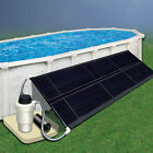 Above Ground Pool Solar Heating System 4 x 20 Two 2x20