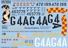 WARBIRD DECALS 1/32 P51D Passion Wagon Early/Late War & Camouflaged V WBS132003