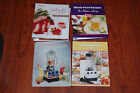 Vitamix Whole Food Recipes For Better Living Cookbook Healtly Juicing Set of 4