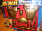 UNIQUE VINTAGE HE MAN DELUXE DRESS UP PLAYSET MASTERS OF THE UNIVERSE 1986 MIB