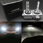 New 2x Hid Xenon D1s D1r For Osram Philips Headlights High And Low Beam Bulbs