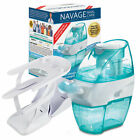 NAVAGE NASAL IRRIGATION STARTER BUNDLE w 36 SaltPodsCountertop Caddy NETI POT