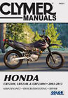 CLYMER MANUAL HONDA CRF 230