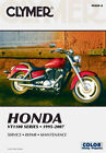 CLYMER REPAIR MANUAL Fits: Honda VT1100C Shadow Spirit,VT1100C2 Shadow Sabre,VT1