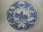 Son English Ironstone Old Quebec England Plate, 10