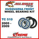 MX Front Wheel Bearing Kit Husqvarna TC510 TC 510 2005-2009 Moto, All Balls 25-1