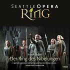 ASHER/SESO/SEATTLE OPERA CHORUS FISCH - DER RING DES NIBELUNGEN 4 CD NEW+
