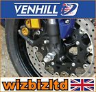 Yamaha TRX850 1996-99 Venhill Front Wheel Axle Nut Removal Tool + Bag VT36