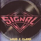 Signal - Loud & Clear (2009)  CD  NEW/SEALED  SPEEDYPOST