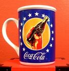 Gibson® for the Coca-Cola® Company-- Red, White, and Blue Patriotic Coffee Mug