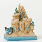 Jim Shore Heartwood Creek Mini Miniature Sand Castle Figurine 4047065 NIB NEW
