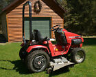1997 Honda 5518 Multi Purpose Garden Riding Tractor with Mower