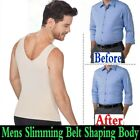 EXTREME SHIRT MEN THERMAL cami shaper belt T SHIRT REDU COLOMBIANA FAJA