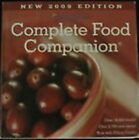 WEIGHT WATCHERS COMPLETE FOOD COMPANION 2009