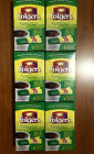 Folgers Classic Decaf Instant Coffee Crystals Single Serve Packets 6 BOXES NEW