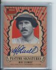 Mike Schmidt 2013 Panini Pastime Auto Gold # 25 Signed on card Phillies Signatur