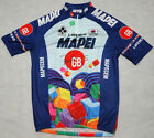 MAPEI GB COLNAGO TONY ROMINGER signed SPORTFUL genuine JERSEY XXL