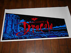 BRAM STOKER'S DRACULA PINBALL MACHINE CABINET SIDE ART DECALS!*SUPER RARE!*