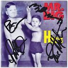 MR. BIG Greatest Hits, FULLY SIGNED Paul Gilbert TORPEY To Be With You AUTOGRAPH