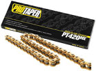ProTaper Motorcycle ATV Gold Chain 420 Pitch 134 Links 023101 02 3101