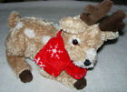 Vintage Plush Stuffed Animals - Reindeer by Gund No. 43444