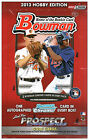 2013 BOWMAN MLB Baseball Hobby Box