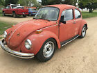 Volkswagen Beetle Classic VW 2DR S 1973 vw beetle runs great clear title very minor exterior rust great interior