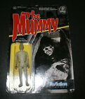 THE MUMMY Universal Monsters Funko ReAction Boris Karloff 3.75