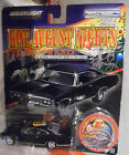 SIGNED 1967 CHEVY IMPALA HOT AUGUST NIGHTS 2006  GREENLIGHT 1/64 J7